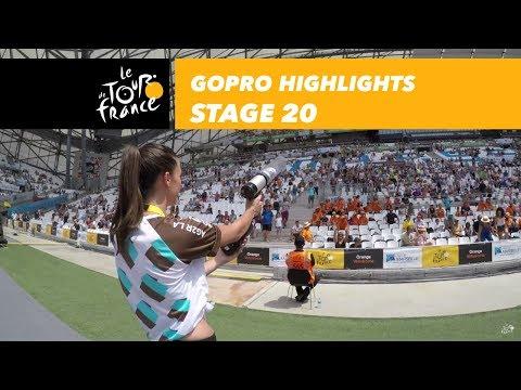 GoPro Highlight - Stage 20 - Tour de France 2017