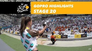 GoPro Highlight - Stage 20 - Tour de France 2017