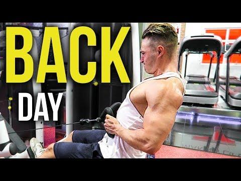 BACK DAY | Vietnam (California Fitness Da Nang)