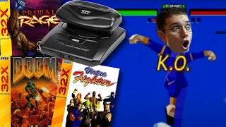 Game | Sega 32X Angry Video Game Nerd Episode 26 | Sega 32X Angry Video Game Nerd Episode 26