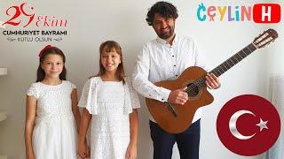 Ceylin-H - Cumhuriyet Hürriyet Demek Şarkısı Akustik 29 Ekim Cumhuriyet Bayramı Özel Marş 2020