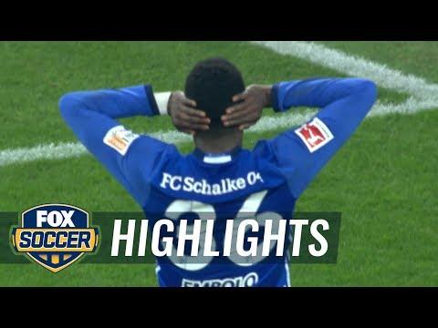 FC Schalke 04 vs. 1899 Hoffenheim | 2017-18 Bundesliga Highlights