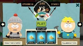 SouthPark Phone Destroyer Episode 9 Level 41 - 45