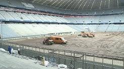 Großbaustelle Allianz Arena