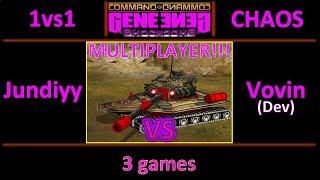 Gambar cover Chaos - Jundiyy vs Vovin 3 games - Set 1