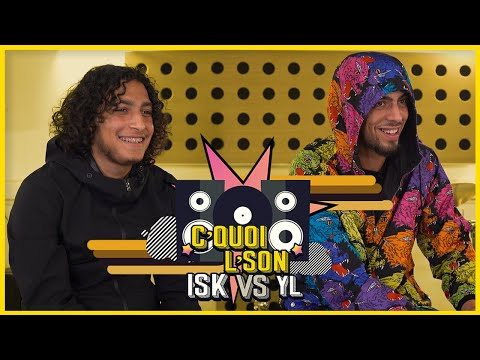 Youtube: C'Quoi L'Son: YL VS ISK sur du Koba Lad, RK, Wejdene, Jul, Guizmo, Sexion D'Assaut et Eva