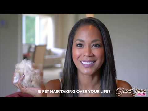 The ChomChom Roller | World's Best Pet Hair Remover