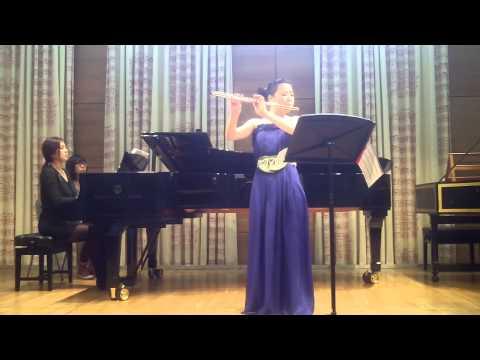 Ian Clarke- Hatching Aliens (flute: Winnie Chen; Piano: Jei Bang)