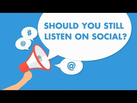 Has Social Listening Become Obsolete? Social Media Minute