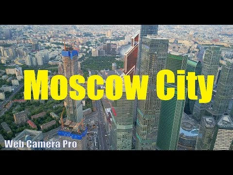 Moscow City. Moscow International Business Center