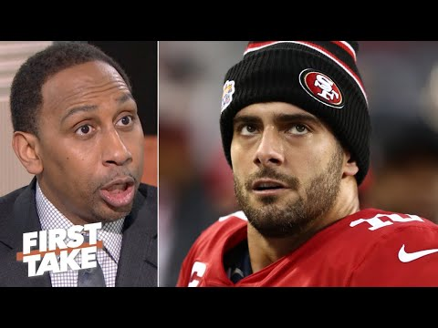 Stephen A. doesn't