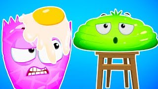 Op & Bob 2020 👍 Good Manners Vs Bad Manners 👎 FULL COMPILATION 🐶 Cartoons for Children
