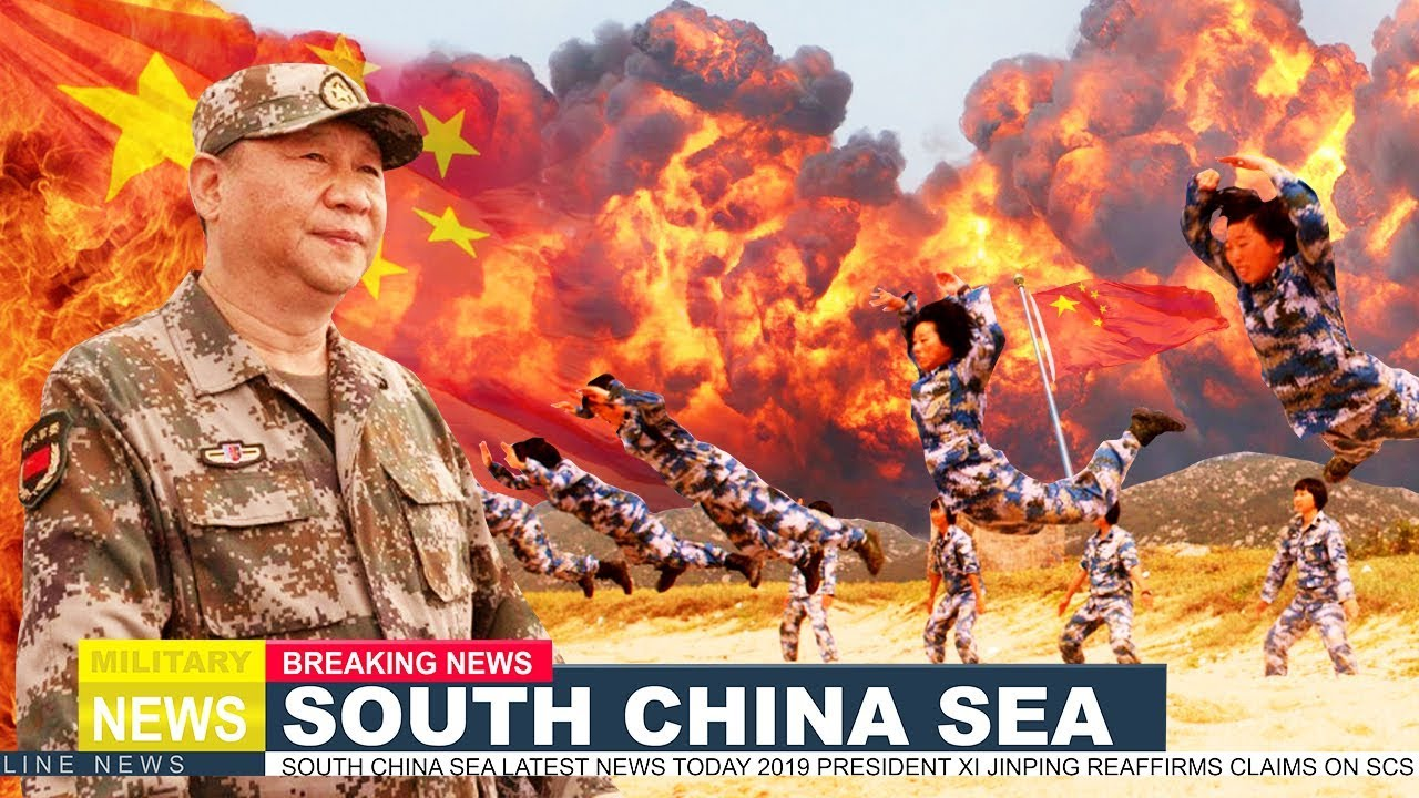 Who is militarizing the South China Sea ?