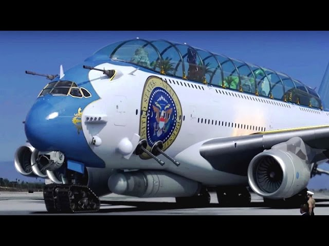Top 10 Airlines - 10 Most Expensive Presidential Planes In The World