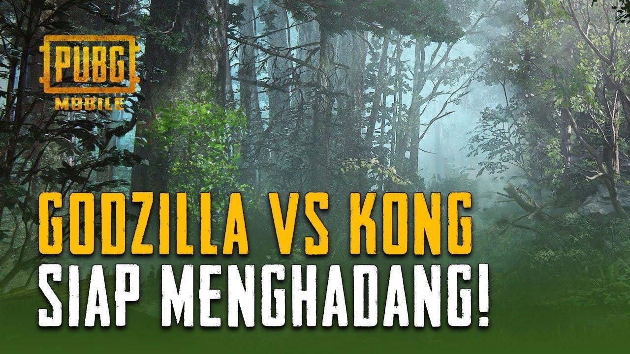 PUBG MOBILE x Godzilla vs. Kong | Jejak Kong Terlihat di SANHOK!