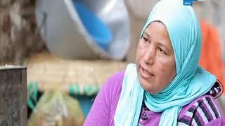 باب الخلق | العيش الشمسي ماركة صعيدية مسجلة تلخص قصة كفاح الست أم أحمد