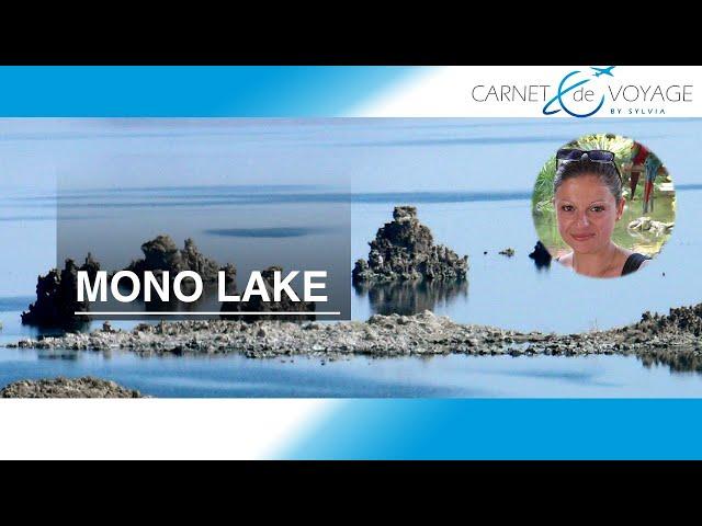 Mono Lake Tufa - USA- Blog carnetdevoyagebysylvia.fr