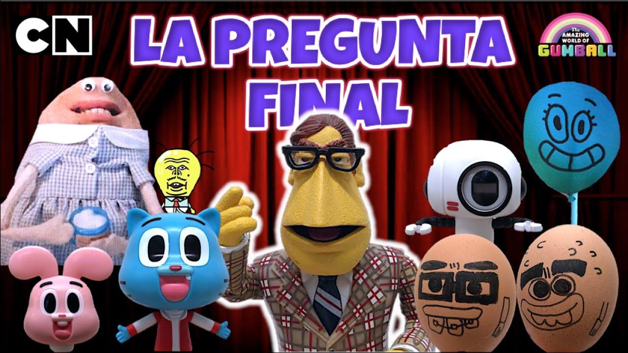 El Increíble Mundo de Gumball - LA PREGUNTA FINAL (Episodio #15)   TOY SHOTS