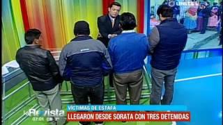Gambar cover Estafa piramidal llegó a Sorata, víctimas denunciaron en La Paz a 'Bitcoins Cash'