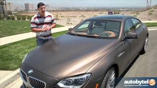 BMW 6 Series Gran Coupe 2013 Videos