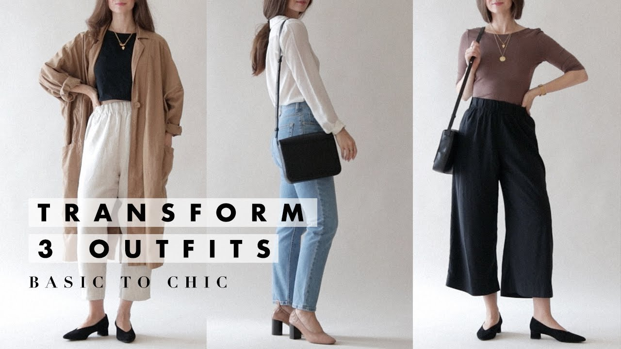 How I Transform My Outfits from Basic to Chic | Dearly Bethany 4