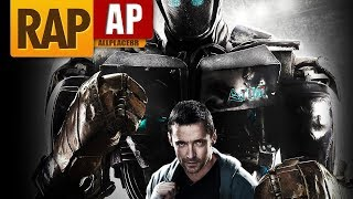 Rap do Gigantes de Aço ( Real Steel )  | AllPlace Tributo #02