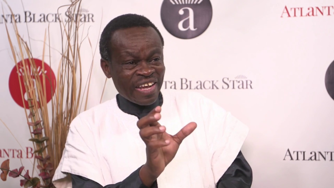 Professor Lumumba Breaks Down the Diaspora's Role in Africa's Rise