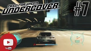 ✔ Need for Speed Undercover: Historia completa en Español | Playthrough Parte 7