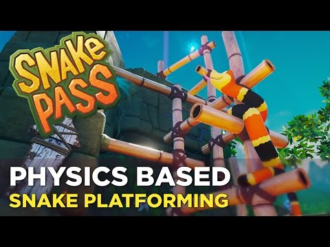 17 Minutes of SNAKE PASS Gameplay — Colorful Retro 3D Platformer