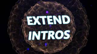EXTEND INTRO Sony Vegas Template #2