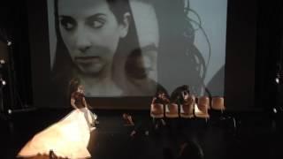 """""""Retablo de espera"""", espectáculo multidisciplinar de Guillermo Womutt."""