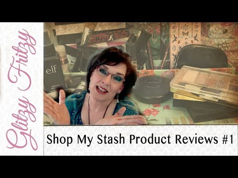 Product Reviews from Shopping My Stash #1