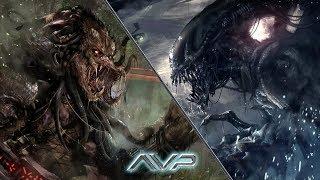 Alien vs Predator - nadupianie kosmitów