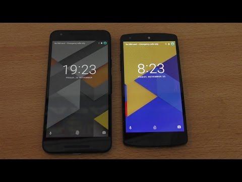 Nexus 5X vs Nexus 5 - Full Comparison
