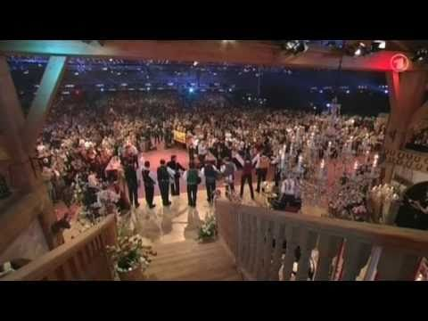 Zillertaler Hochzeitsmarsch 2011 (Musikantenstadl, 30-Jahre-Jubiläum)