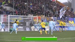 Chemnitzer FC U23 vs. Lok Leipzig 2:1, Spielbericht Oberliga Süd v. 15.02.2015