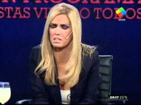 Viviana Canosa: Nada en la vida me va a gustar más que verles la cara en Tribunales