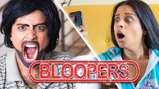 BLOOPERS: Telling My Parents About My Boyfriend / Skipping School Tests