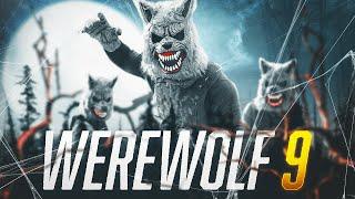 Werewolf Sneak Attack 9!! Nerf War!!