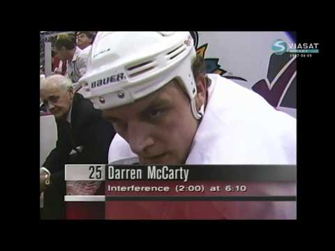 NHL STANLEY CUP FINALS 1997 - Game 3 - Philadelphia Flyers @ Detroit Red Wings