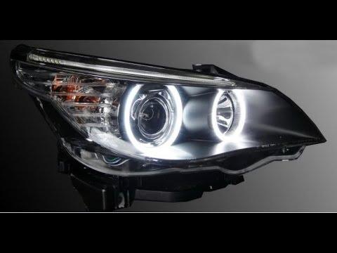 Faruri Bmw E60 Facelift Lci Headlights Bmw E60 Lci