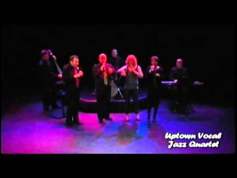 UVJQ - One Note Samba (Uptown Vocal Jazz Quartet)