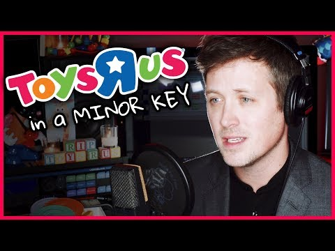 Toys 'R' Us Jingle | MINOR KEY VERSION 😭