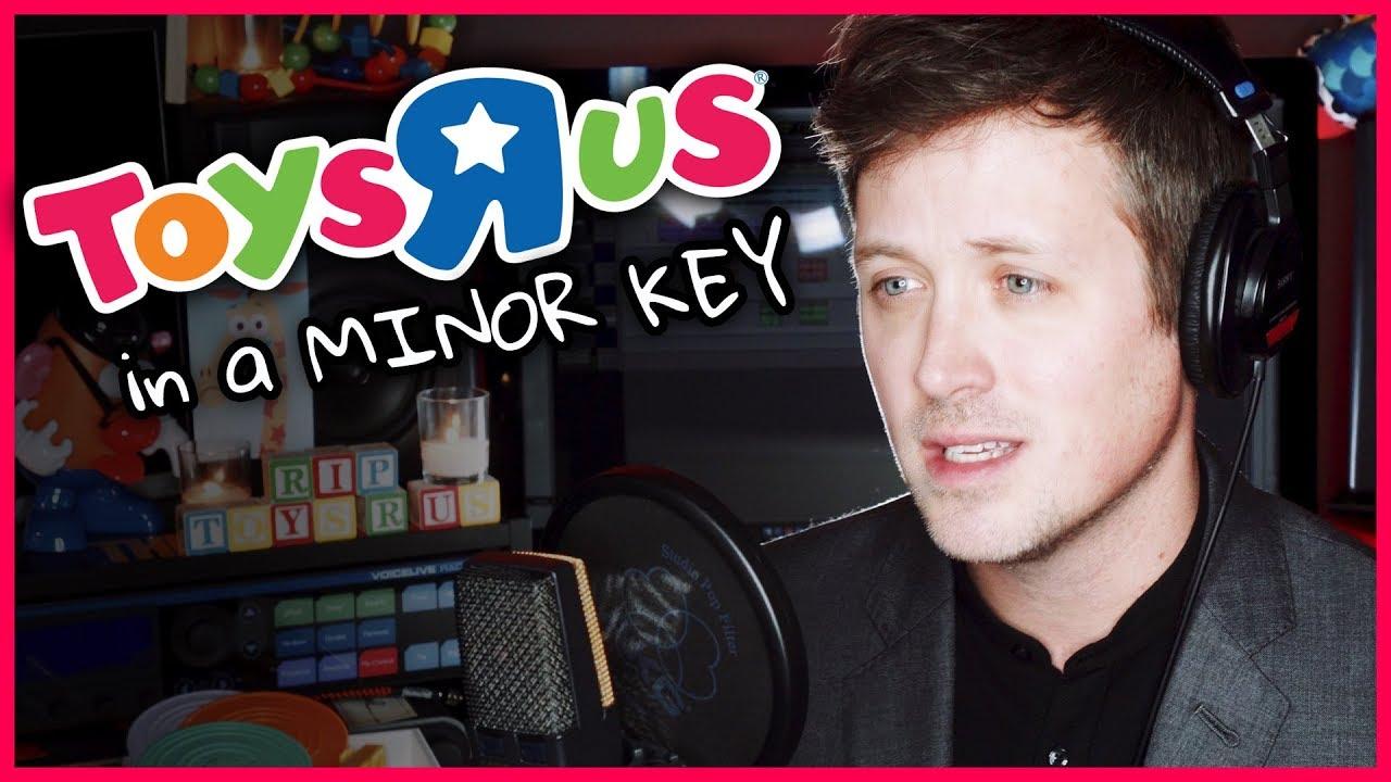 Toys R Us Jingle Minor Key Version Youtube