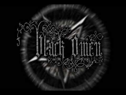 Gothic Ceremony   Black Omen