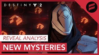 Destiny 2 Mysteries: The Speaker, New Enemies, & The Third Subclasses
