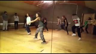 Sangli bungli dance practice