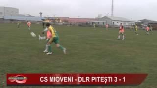CS Mioveni -- DLR Pitesti 3-1