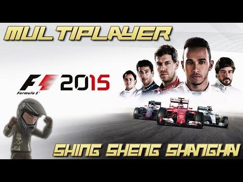 F1 2015 - Shing Sheng Shanghai (Formel 1 2015 Online Multiplayer)