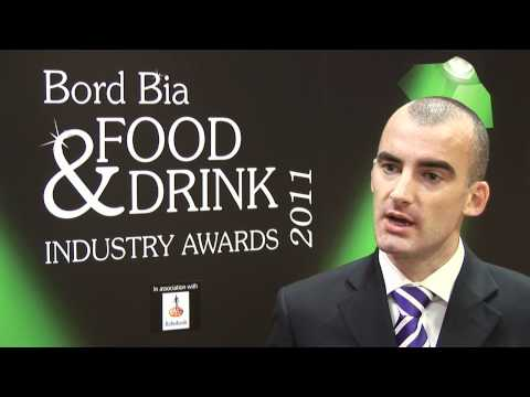 Bord Bia Food & Drink Industry Awards 2011 - Shortlisted Company Irish Dairy Board